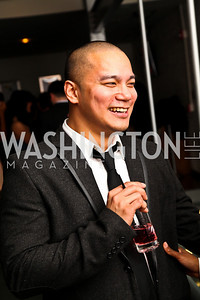 Choreographer and dancer Jamie Aguilar. CMI Winter Fundraiser. Photo by Tony Powell. Dirty Martini. January 13, 2011