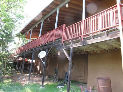 South deck