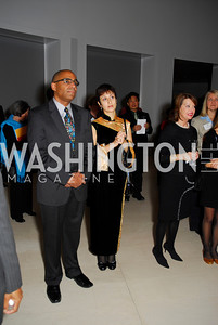 Aaron Dworkin, Afa DworkinCelebration Hosted by Louis Vuitton for 2011 NAHYP Awards, November 1, 2011, Kyle Samperton