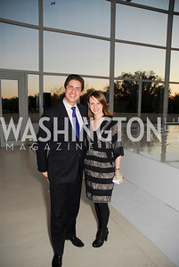 Francisco Nunez, Elizabeth Nunez, Celebration Hosted by Louis Vuitton for 2011 NAHYP Awards, November 1, 2011, Kyle Samperton