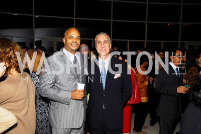Fabian Barnes, Les Deak, Celebration Hosted by Louis Vuitton for 2011 NAHYP Awards, November 1, 2011, Kyle Samperton