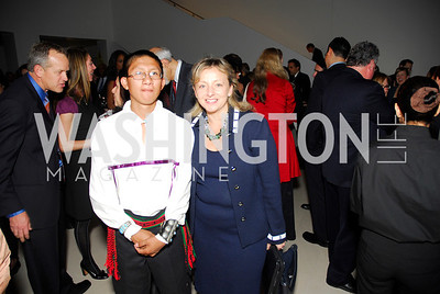 Jordan Lomahocma, Jill Udall, Celebration Hosted by Louis Vuitton for 2011 NAHYP Awards, November 1, 2011, Kyle Samperton