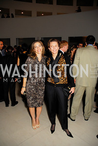Rachel Goslins, Valerie Chapoulard, Celebration Hosted by Louis Vuitton for 2011 NAHYP Awards, November 1, 2011, Kyle Samperton