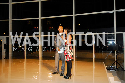 Fabian Barnes, Kerry Washington, Celebration Hosted by Louis Vuitton for 2011 NAHYP Awards, November 1, 2011, Kyle Samperton