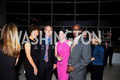 Traci Rigaud, Tom Dahl, Veronica Jones, Jake Jones, Celebration Hosted by Louis Vuitton for 2011 NAHYP Awards, November 1, 2011, Kyle Samperton