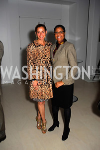 Ami Aronson, Carole Watson, Celebration Hosted by Louis Vuitton for 2011 NAHYP Awards, November 1, 2011, Kyle Samperton