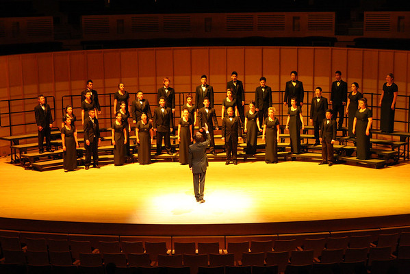 Chan Centre Performance 2010