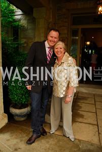 Barry Dixon, Leah Gansler, Charity Works 100 Point Wine Tasting, May 14, 2011, Kyle Samperton