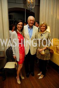 Elizabeth Bizic, Mike Wynne, Barbara Wynne, Charity Works 100 Point Wine Tasting, May 14, 2011, Kyle Samperton