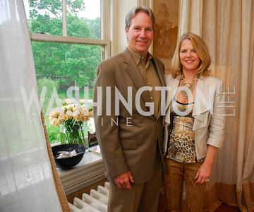 Dick Anderson, Deb Anderson, Charity Works 100 Point Wine Tasting, May 14, 2011, Kyle Samperton