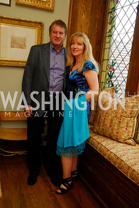 Marty Standiford, Lisa Standiford, Charity Works 100 Point Wine Tasting, May 14, 2011, Kyle Samperton