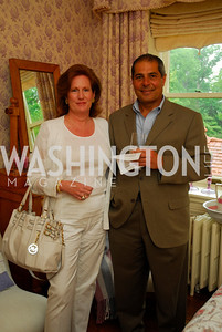 Denise Shehadeh, Joe Shehadeh, Charity Works 100 Point Wine Tasting, May 14, 2011, Kyle Samperton