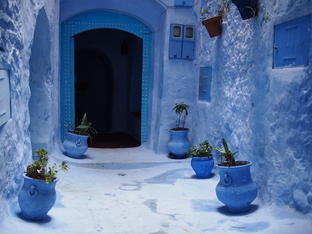 traveling as a celiac in morocco