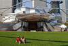 ORIGINAL Gehry's Pritzger Pavilion