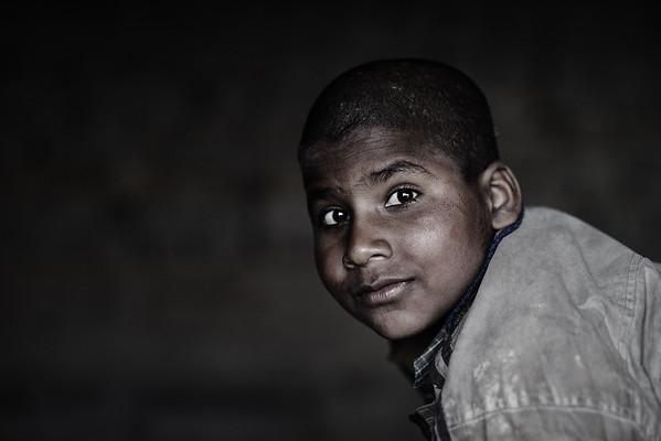 Children of Nepal  (colour)