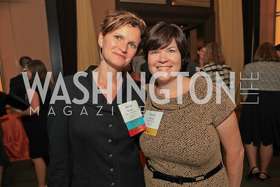 Jessica Waters, Nancy Drane. Children's Law Center 15th Anniversary Helping Children Soar Benefit. Kennedy Center. September 21, 2011.JPG