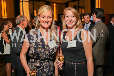 Colleen Leineweber, Diana Minshall. Children's Law Center 15th Anniversary Helping Children Soar Benefit. Kennedy Center. September 21, 2011.JPG
