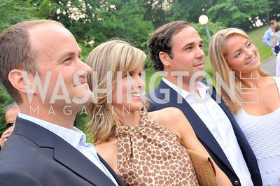 Christian Lamanna, Italian Embassy, Julie Rienzo, Kathleen Callahan, Matthew Rienzo