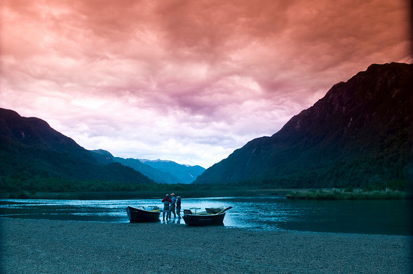Nomads of the Seas, Chile - Jim Klug Photos