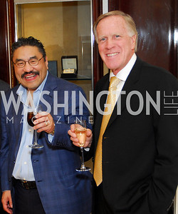 Bob Hisaoka,,Ken Morrisette,VIP Reception at Chopard,Saks Tysons Corner for Joan Hisaoka Gala,September 30,2011,Kyle Samperton