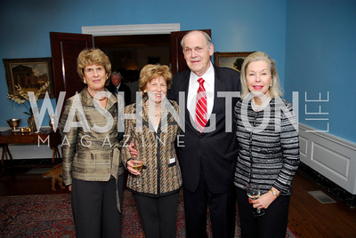 Dorothy Woodcock,Bitsy Folger,Norman Scribner,Nina Pillsbury,March 11,2011,Choral Arts Celebration of Norman Scribner,Kyle Samperton