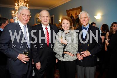 Ken Woodcock,Norman Scribner,Madzy Beveridge,Al Beveridge,,March 11,2011,Choral Arts Celebration of Norman Scribner,Kyle Samperton