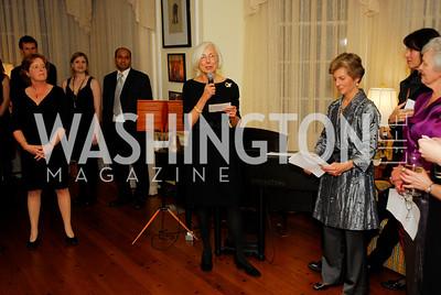 Jane Chilcott,Barbara Rossotti,Anne Kaiser,March 11,2011,Choral Arts Celebration of Norman Scribner,Kyle Samperton