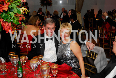 Robert Connolly,Evonne Connolly,December 19,2011,Choral Arts Gala,Kyle Samperton