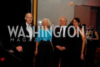 Norman Scribner,Barbara Rossotti,Ambassador Sergey Kislyak,Debra Kraft,,December 19,2011,Choral Arts Gala,Kyle Samperton