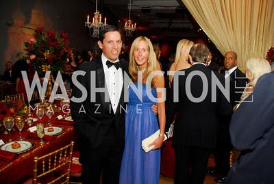 Lindsay Stroud,Susie Carlson,December 19,2011,Choral Arts Gala,Kyle Samperton
