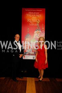 Phillip Pillsbury,Nina Pillsbury,December 19,2011,Choral Arts Gala,Kyle Samperton