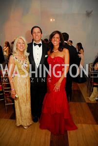 Kandy Stroud,Lindsay Stroud,Brooke Carnot,December 19,2011,Choral Arts Gala,Kyle Samperton