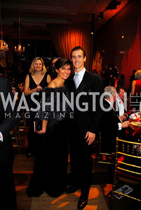Capricia Marhall,Rob Marshall,December 19,2011,Choral Arts Gala,Kyle Samperton
