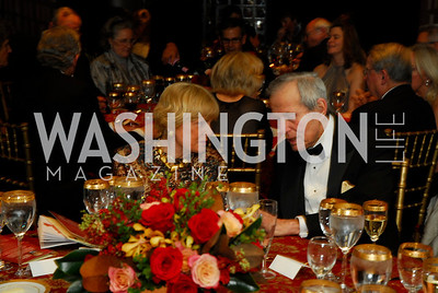 Pam Peabody,Sydne Werkman,December 19,2011,Choral Arts Gala,Kyle Samperton
