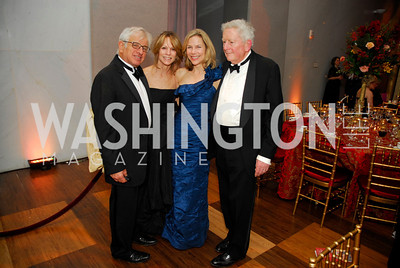 Toby Moffet,Myra Moffet,Andrea Hatfield,Buck O'Leary,December 19,2011,Choral Arts Gala,Kyle Samperton
