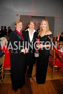 Beth Krynicki,Christine Scheppleman,Susan Lehrman,December 19,2011,Choral Arts Gala,Kyle Samperton