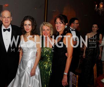 Norman Scribner, Irina Shishkova,Cathy Jones,Debra Kraft,,December 19,2011,Choral Arts Gala,Kyle Samperton
