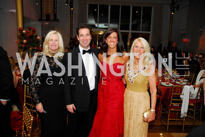 Susan Blumenthal,Stephane Carnot,Brooke Carnot,Kandy Stroud,,December 19,2011,Choral Arts Gala,Kyle Samperton