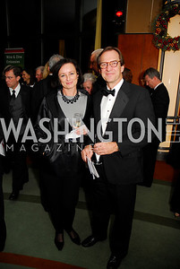 Anita Ensor,David Ensor,December 19,2011,Choral Arts Gala,Kyle Samperton