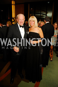 David Reichardt,Susan Reichardt,December 19,2011,Choral Arts Gala,Kyle Samperton