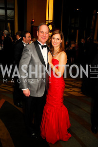 Shawn McLaughlin,Cassie McLaughlin,December 19,2011,Choral Arts Gala,Kyle Samperton