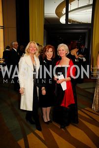 Caroline Boutte,Patricia Sagon,Betsy Holleman,December 19,2011,Choral Arts Gala,Kyle Samperton