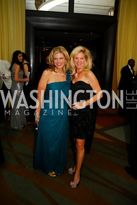 Allison Brooks,Christine Arundel.December 19,2011,Choral Arts Gala,Kyle Samperton