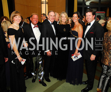 Kristin Leahy,Jim Rowland,Jay Johnson,Sydnet McNiff Johnson,Allison Parent,Christopher Leahy,December 19,2011,Choral Arts Gala,Kyle Samperton