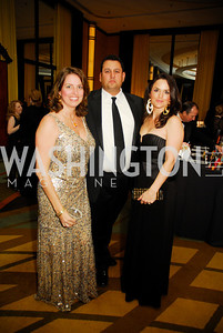 Tiffany Gates,Michael Bachus,Gina Bachus,December 19,2011,Choral Arts Gala,Kyle Samperton