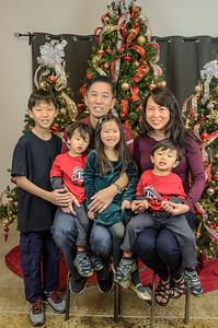 Saddleback Irvine South Christmas Portrait - photo by Allen Siu 2015-12-06