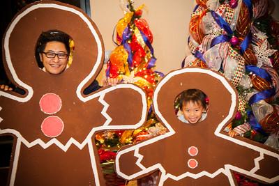 Christmas Eve Family Portraits 2016-12-24
