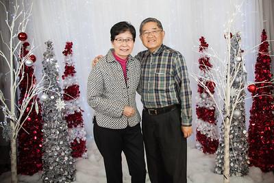 Christmas Family Portraits 12/2 & 12/3