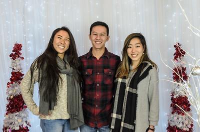 Christmas Family Portraits 12/9 & 12/10