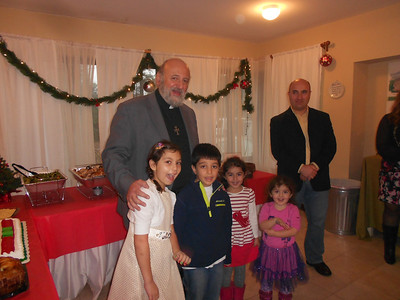 Christmas Across Mission Parishes (2014)